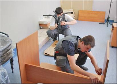 demontare montare mobilier relocari